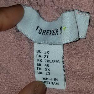 Forever 21 Tops - Off shoulder blouse